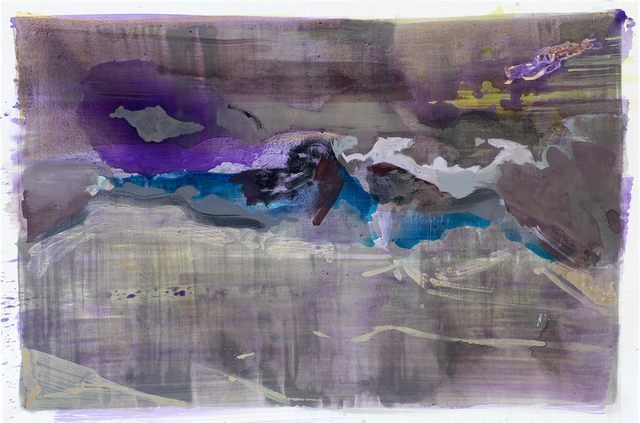 , 'DL X,' 2016, Setareh Gallery