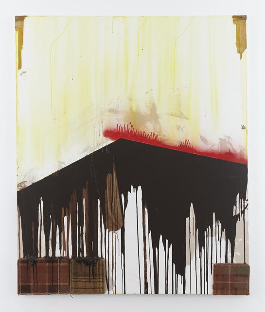, 'Plaid Room ,' 2017, Galerie Nathalie Obadia