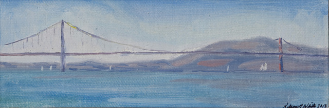 , 'San Francisco,' 2013, Grenning Gallery