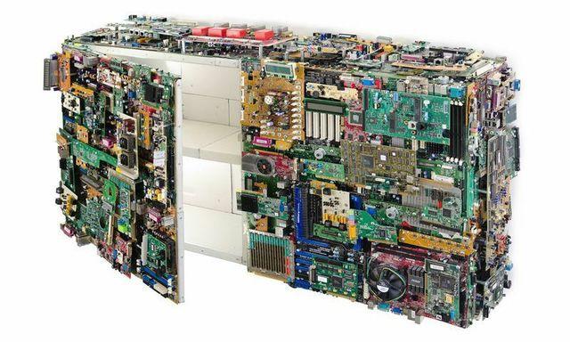 , 'Binary Cabinet,' 2013, Industry Gallery