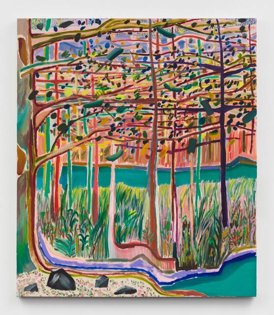 , 'Disconnected,' 2019, Rachel Uffner Gallery