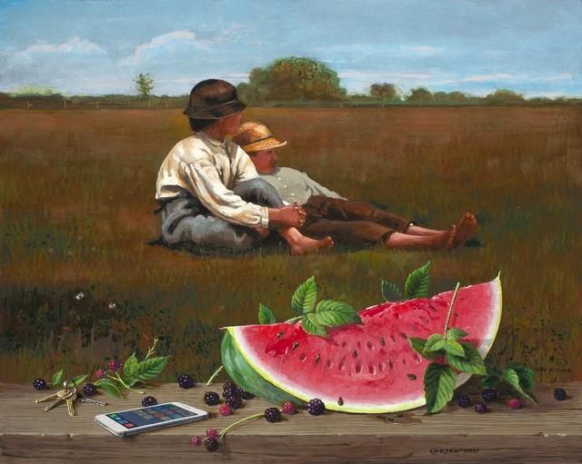 , 'Summertime,' 2017, Cavalier Galleries
