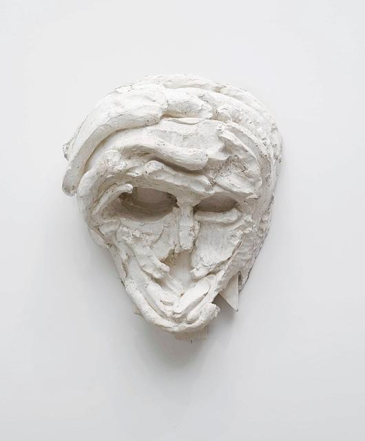 , 'Roman Masks II,' 2013, Gagosian