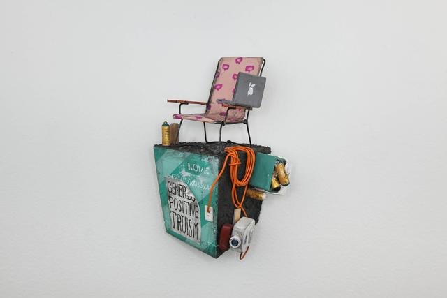 , '#StreetArt,' 2018, Quint Gallery