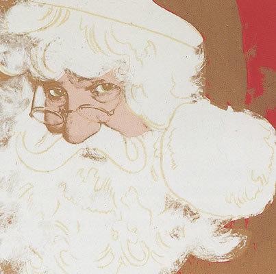 Andy Warhol, 'MYTHS: Santa Claus FS II.266', 1981, Robin Rile Fine Art