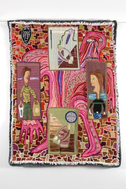 , 'Time Management,' 2017, Galerie Zink
