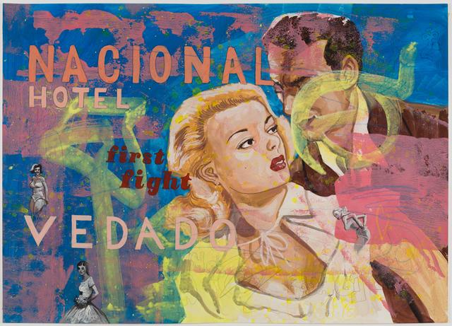 , 'Vedado (No. 17),' 2006, Track 16 Gallery