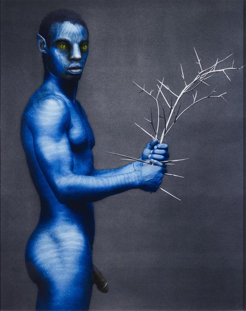 Candice Lin, 'Flower (44)', 2013, Quadrado Azul
