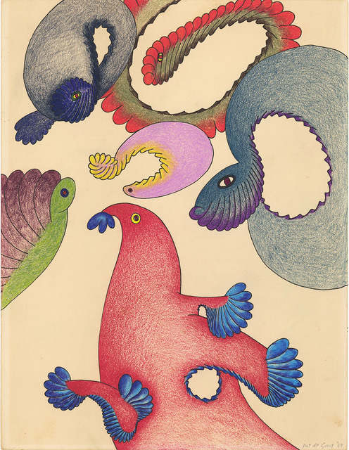 , 'untitled (PdG034),' 1969, Albert Merola Gallery