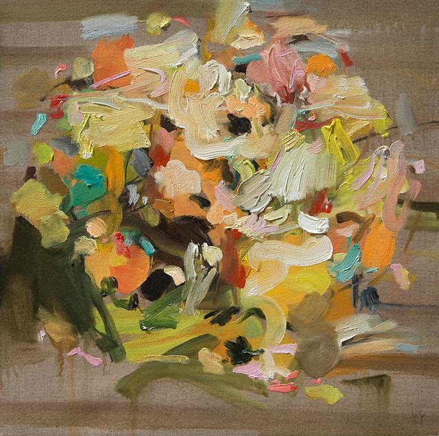 , 'Under the Lemon Tree,' 2016, Madelyn Jordon Fine Art