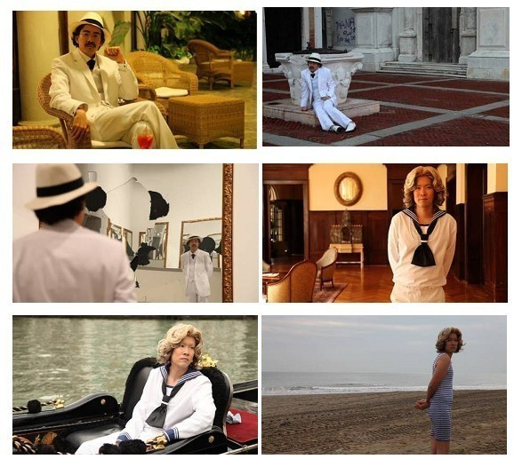, 'The Life and Death in Venice,' 2010, Leo Xu Projects