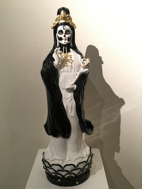 ", '""Mother East"",' 2017, Parlor Gallery"