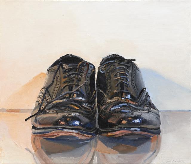 Ray Kleinlein, 'Black Shoes', 2018, Paul Thiebaud Gallery