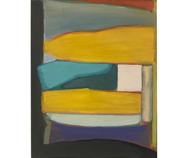 Luis Roldán, 'Eidola VII', 2015, Painting, Oil on linen canvas, Herlitzka + Faria
