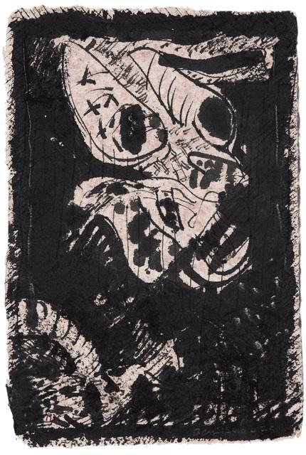 , 'S/T,' 1975, Galería Marita Segovia