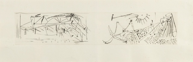 Pablo Picasso, 'La Maigre (Cramer 63)', 1952, Forum Auctions