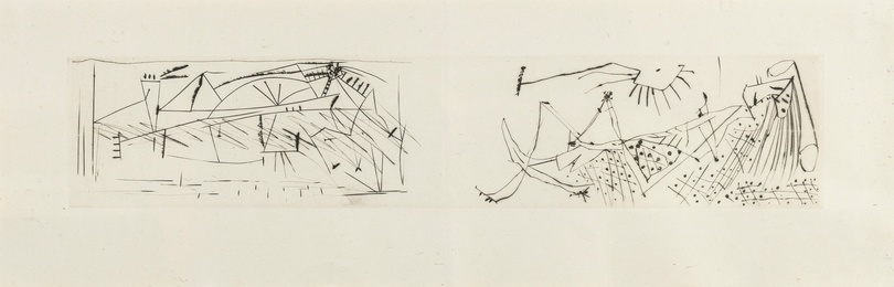 Pablo Picasso, 'La Maigre (Cramer 63),' 1952, Forum Auctions: Editions and Works on Paper (March 2017)