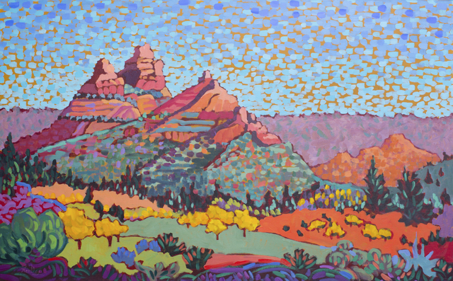 , 'Inspired by Sedona,' 2016, Bonner David Galleries