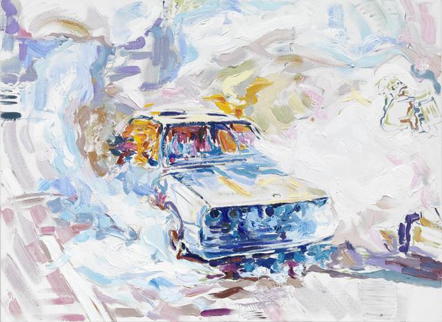 , 'White Night Dream,' 2015, carlier | gebauer