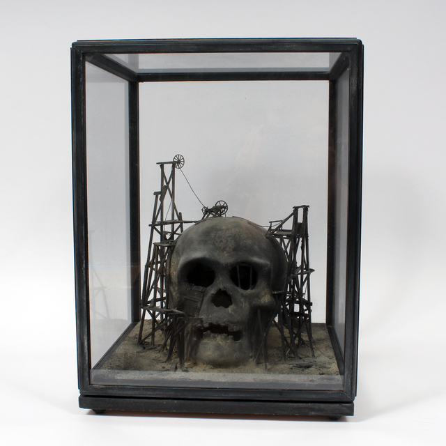 , 'Sugatory Skullpture,' 2017, Benjaman Gallery Group