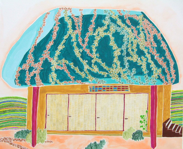 , 'A House of the Ivy,' 2009, Gallery LVS