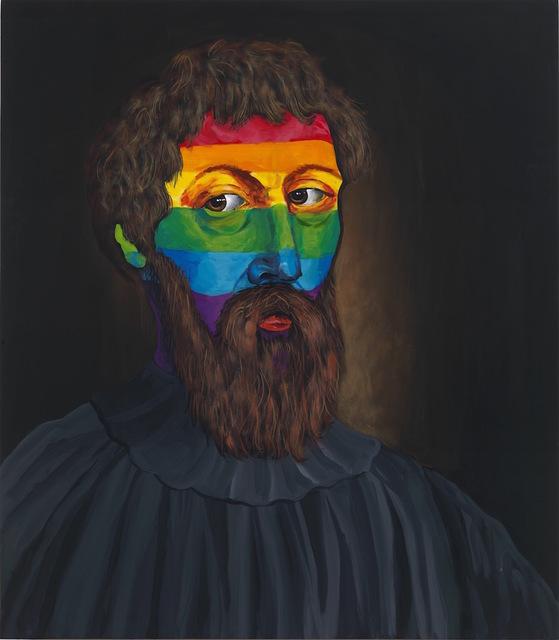 , 'Modern Man,' 2017, Gallery Baton