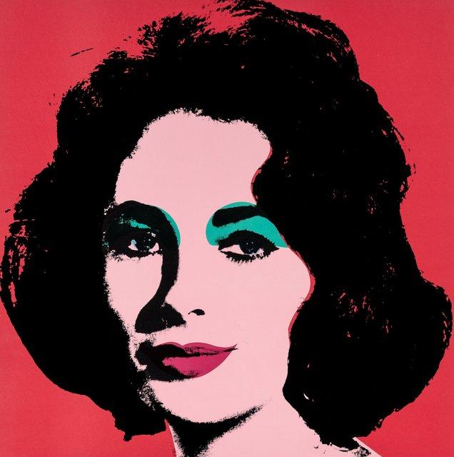 Andy Warhol, 'Liz', 1964, Heritage Auctions