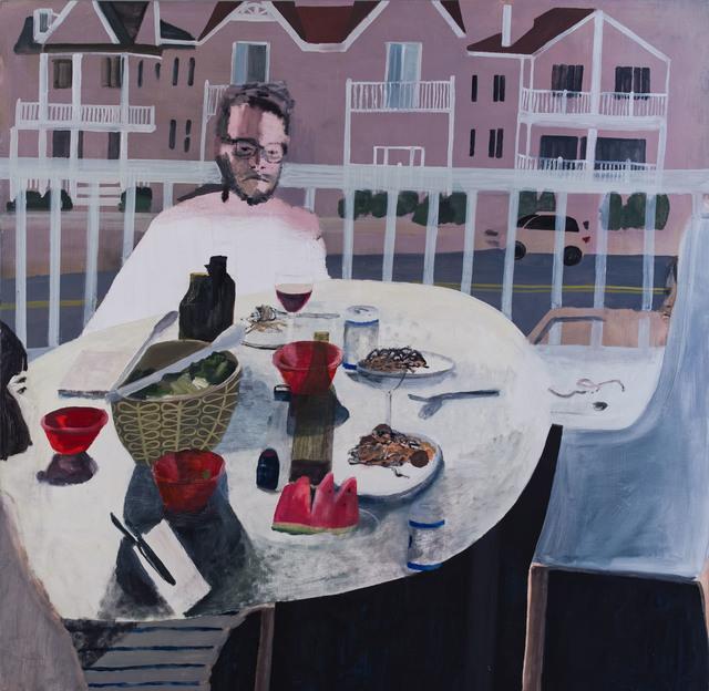 , 'Family Vacation,' 2019, Nancy Margolis Gallery