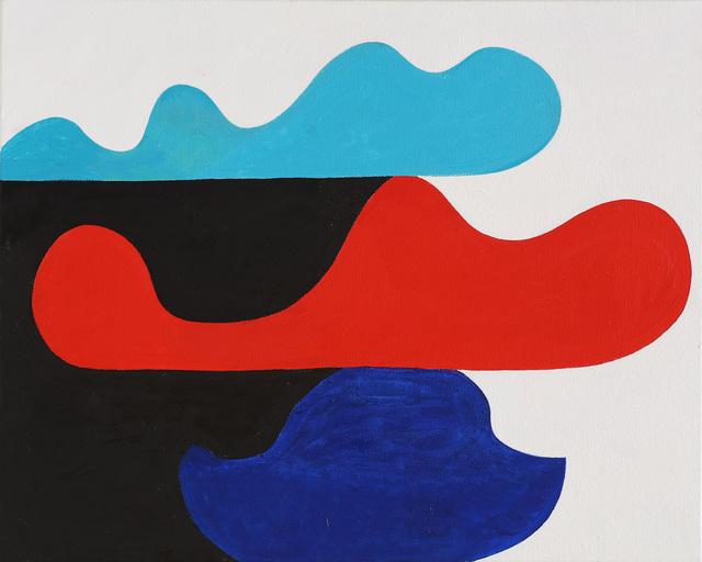 , '5953,' 2014, Tibor de Nagy