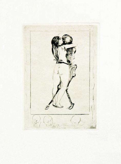 , 'Døden og kvinnen (Death and the Woman),' 1894, Modernism Inc.