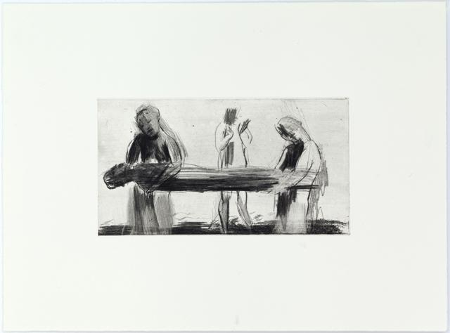 , 'Sketchbook I,' 2017, David Krut Projects
