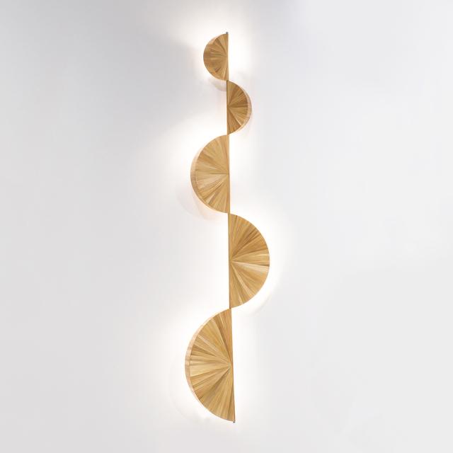 , 'Serpentin Sconce,' 2005, Twenty First Gallery