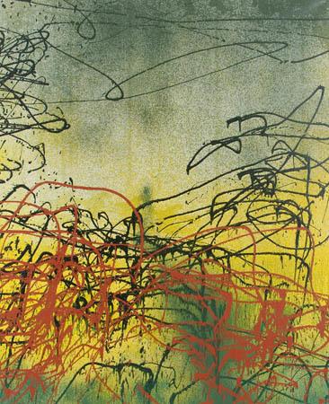 Hans Hartung, 'T1989-A38', 1989, Fafa Fine Art