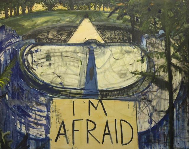 , 'I'm Afraid,' 2017, Arusha Gallery