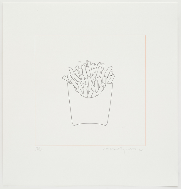 , 'Chips,' 2015, Alan Cristea Gallery