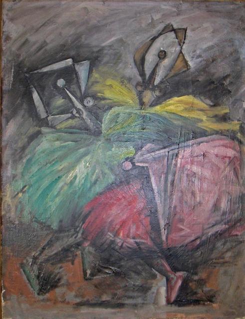 Hans Burkhardt, 'Ballerinas', 1949, Caldwell Gallery Hudson