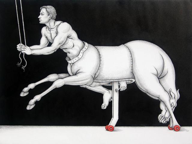 Michael Bergt, 'The Centaur', Nüart Gallery