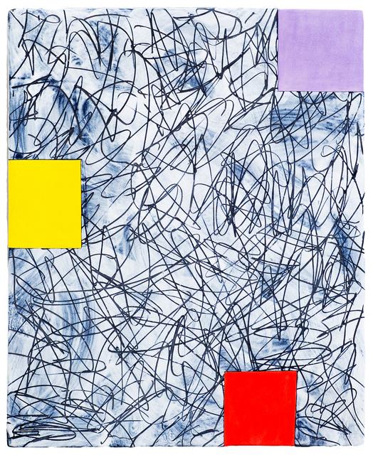 , 'Untitled, Wall Slab,' 2015, Locks Gallery