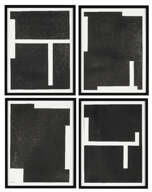 , 'Quartet Series I (set of four),' 2009, Cecilia de Torres Ltd.