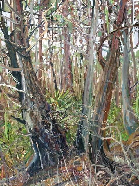 Lilian Garcia-Roig, 'Charred Gateway', 2008, Thomas Deans Fine Art