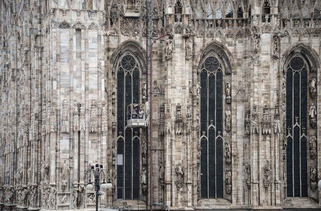 , 'Duomo de Milan,' 2014, GAM (Galería de Arte Mexicano)