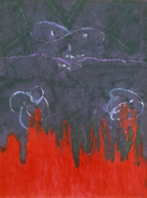 Theodoros Stamos, 'Infinity Field-Torino Series #1', 1986, Hollis Taggart