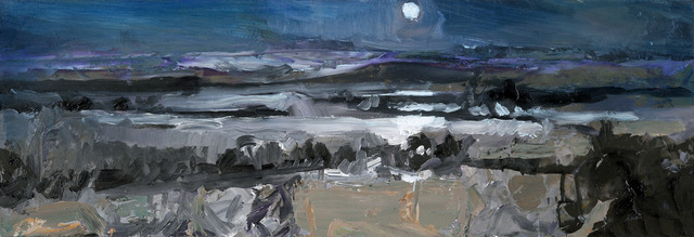 Simon Andrew, 'Nocturnal Winter Landscape', 2018, Oeno Gallery