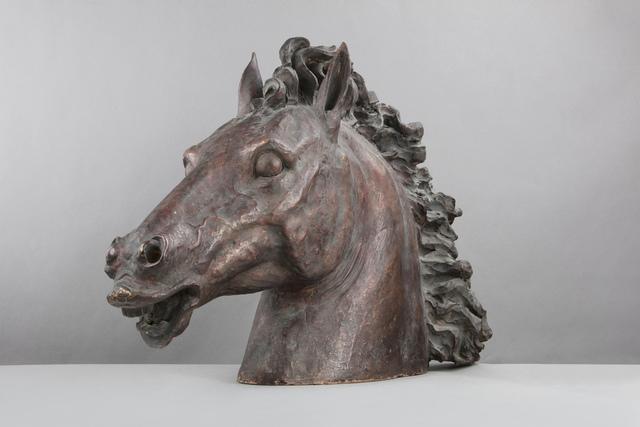 , 'Head of a Horse,' 19th Century-prob. Florence, Brun Fine Art