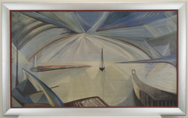 , 'Stonington Harbor,' 1923, Francis M. Naumann Fine Art