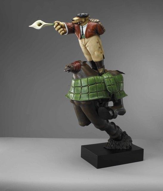 Markus Pierson, 'The Picador - Homage to Botero', 2004, Contessa Gallery