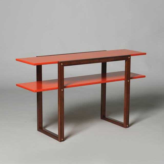 , 'Little console,' ca. 1955, Galerie Alain Marcelpoil