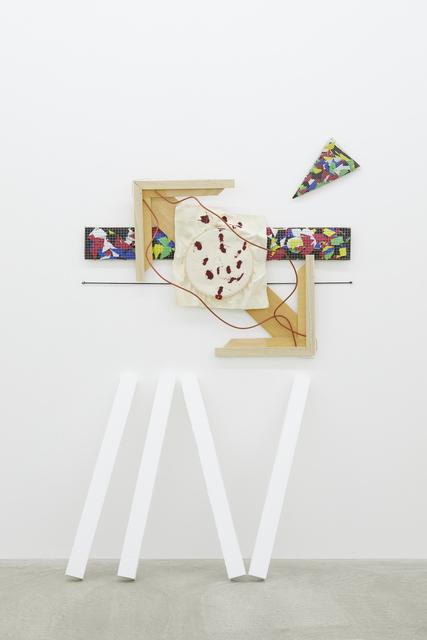 Richard Tuttle, 'I've cided       de-', 2018, Tomio Koyama Gallery