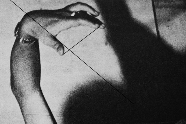 , 'Oblique F5/3,' 2018, Galerie aKonzept