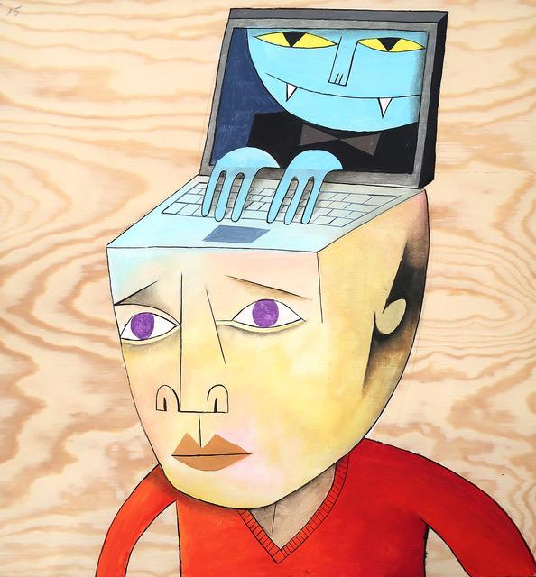 Jim Avignon, 'O.D.', 2019, Urban Spree Galerie